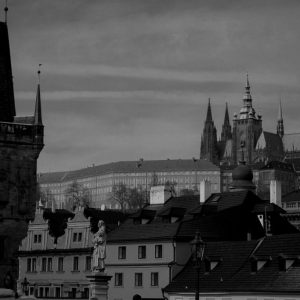 Black and White Prague-15