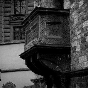 Black and White Prague-28