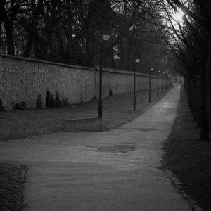 Black and White Prague-38