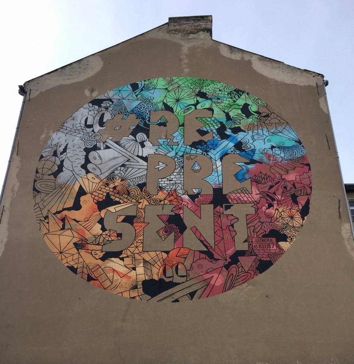 Berlin, Street Art and Graffiti – Series I – The begining.