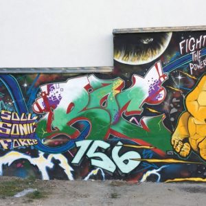 Graffitis in Berlin 112
