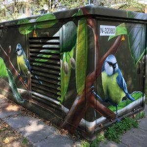 Graffitis in Berlin 22