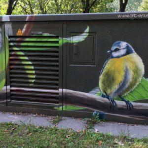 Graffitis in Berlin 24