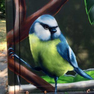 Graffitis in Berlin 25