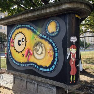 Graffitis in Berlin 28