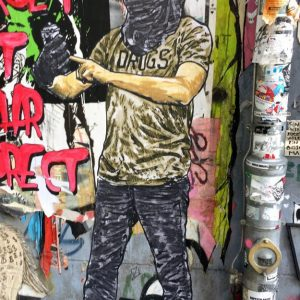 Graffitis in Berlin 34
