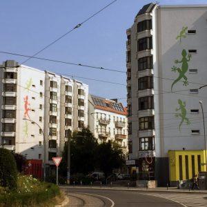 Graffitis in Berlin 36