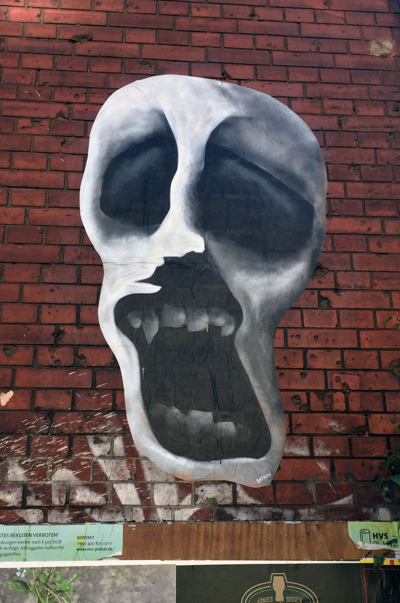 Berlin, Arte Callejero y Graffiti – Serie V – En algún lugar perdido de Friedrichshain… de nuevo.