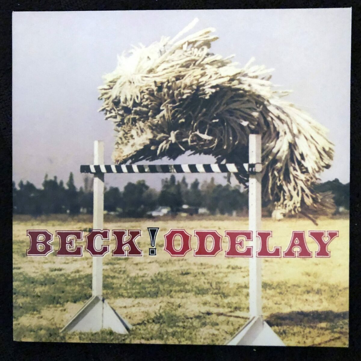 "Album of the day ""Odelay"" by Beck. The Music Mashup."