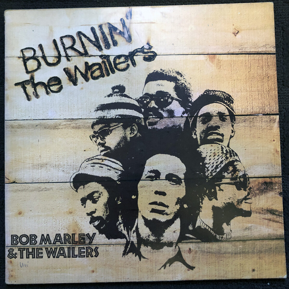Burnin' by Bob Marley and the Wailers