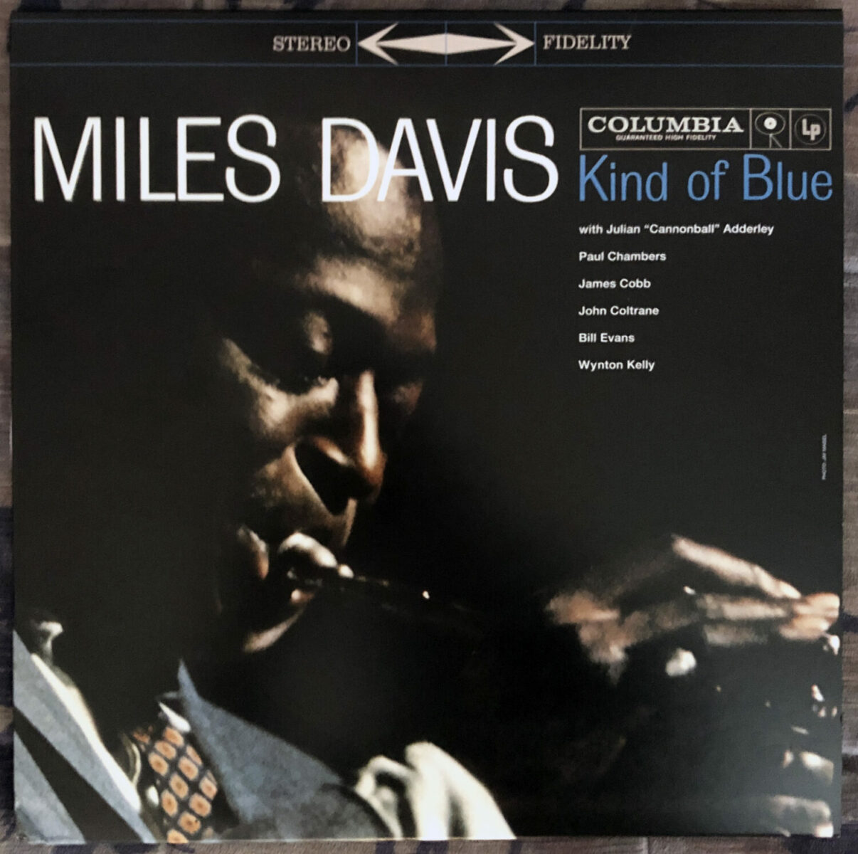 "Album of the day ""Kind of blue"" by Miles Davis"