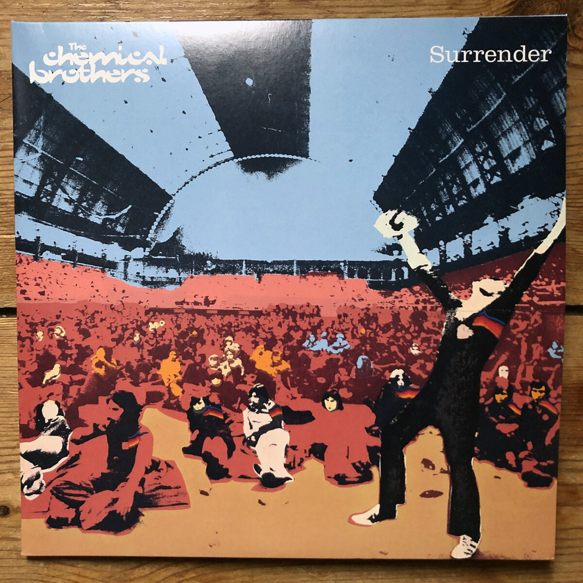 The Chemical Brothers - Surrender Front Cover
